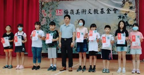 10909梅嶺盃美術書法比賽頒獎典禮_201012_41.jpg