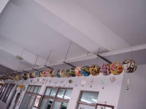幼儿园走廊吊饰